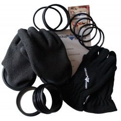 Ring set with gloves PRO +...