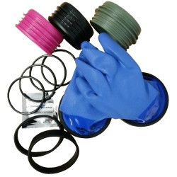 Ring set LIGHT with Gloves...